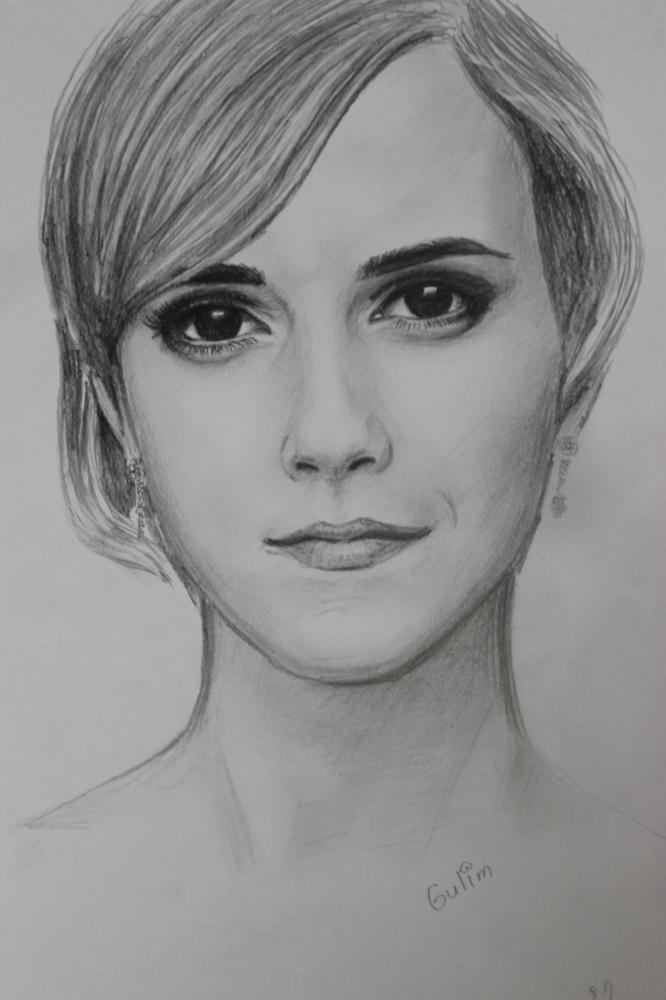 Emma Watson by Gulim